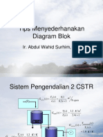 Tips Menyederhanakan Diagram Blok (1)