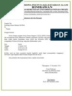 6. Surat Permohonan Peminjaman Alat Dan Ruangan Kampus
