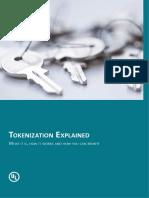 UL White Paper - Tokenization Explained