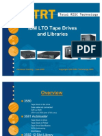 LTO Tape Drive Training