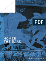 Homer the Iliad (2012)