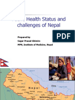 HealthChallenges Nepal