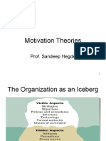 HRM - II - Session 4 - Motivation Theories