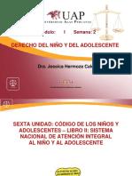 2 Sistema Integral EL NIÑO Y EL TRABAJO