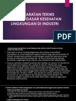34538_persyaratan Teknis Fasilitas Dasar Kesehatan Lingkungan Di Industri