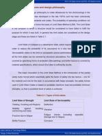 2 Analysis Procedure & Design