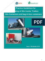 BestPracticeGuidelines for Safe Tipping of Silo Truckstrailers Silo Containers and Bag in Box Containers Issue1