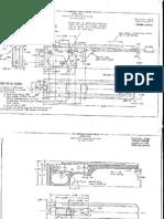 Thompson m1a1 Blueprints