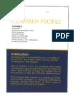 Doc 8 - Company Catalogue