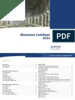 Aluminium Cantilever OCS3 - Brochure - English
