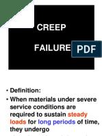 Creep Slides