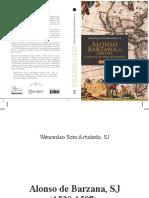 Alonso de Barzana, SJ (1530-1597), el Javier de las Indias Occidentales