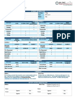 Esl Sample Progress Report