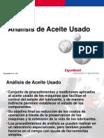 Curso Mobil Analisis de Aceites