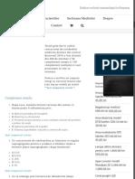Grile Rezidentiat Medicina Dentara Bucuresti 2014 - Stomatologie