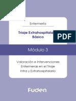 3.Triaje Extrahospitalario Básico