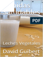 David Guibert Leches Vegetales