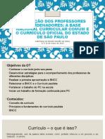 01_Formação Dos Professores Coordenadores