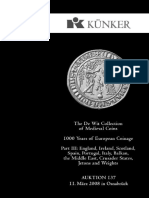 The De Wit collection of Medieval Coins