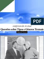 Exercicio Genero Textual