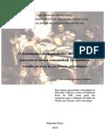 Mestrado Alessandro Antonio Scaduto