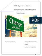 156387756 Change Management Research Paper (1)