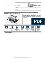 DOC 13 17511 Operational Safety Guideline Circular Saw