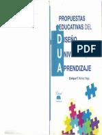 Propuestas educativas del Diseño Universal para el Aprendizaje.pdf
