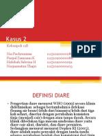 Kasus farmakoterapi ( Diare)