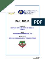 FAIL-MEJA-GURU-PRASEKOLAH-by-sk-Pengeli-Timur.doc
