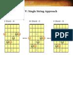 Single String Approach
