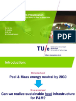 Sustainable Heat Infrastructure Plan- Peel en Maas 2025