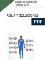 Teor 1 Agua y Soluciones 2018
