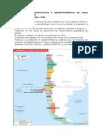 Concepciones Geopolíticas y Geoestratégicas de Chile