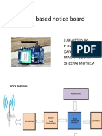 Gsm Project PPT