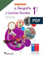 Historia - Geografía y Ciencias Sociales 1º Básico - Guía Didáctica Del Docente Tomo 1