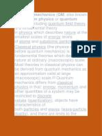 Quantum mechanics.docx