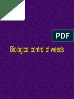 38.205 Biological Control of Weeds