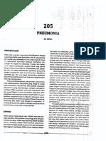 205. Pneumonia
