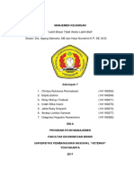 Manjemen Keuangan Kasus 1