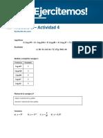 Matematica API