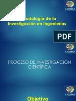1.4 Proceso de La Investigacion Cientifica