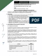 BASES ESTANDAR LICITACION ADJUDICACION Y ADMINISTRACION DIRECTA