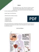 Malaria and Syphilis