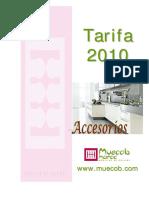 Accesorios de cocina TARIFA