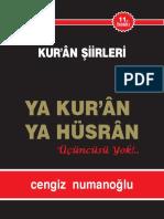 Cengiz Numanoğlu- Kuran_siirleri