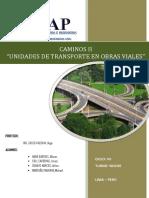 Unidad de Trasporte en Obras Viales