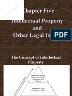 Enterpruner 5th Chapter Intellectual Property and Other Legal Issues
