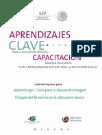 Curso Directivos Aprendizajes Clave