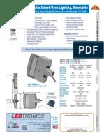 103DP Modular Streetlights
